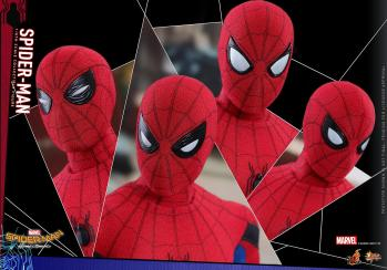 Hot Toys New Spider Man Homecoming Action Figure Is Truly